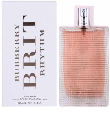 Burberry Brit Rhythm Eau de Toilette pentru femei