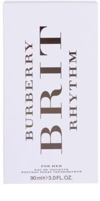 Burberry Brit Rhythm toaletní voda pro ženy 4