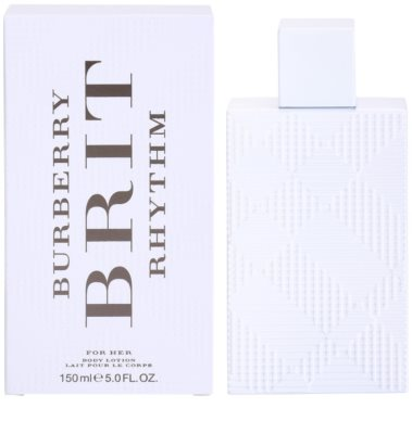 Burberry Brit Rhythm leche corporal para mujer