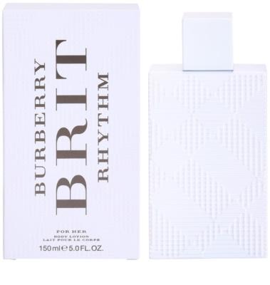 Burberry Brit Rhythm testápoló tej nőknek