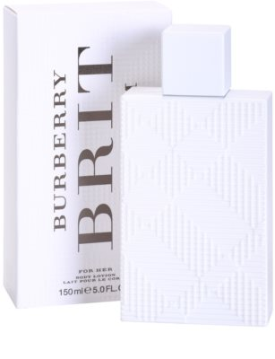 Burberry Brit Rhythm leche corporal para mujer 1