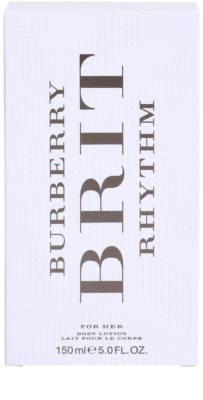 Burberry Brit Rhythm leche corporal para mujer 3