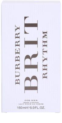 Burberry Brit Rhythm tělové mléko pro ženy 3