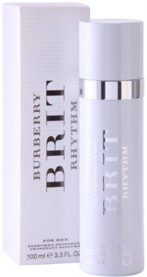 Burberry Brit Rhythm desodorante con pulverizador para mujer 1