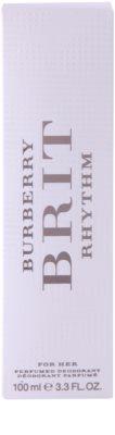 Burberry Brit Rhythm desodorante con pulverizador para mujer 4