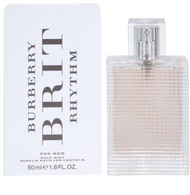 Burberry Brit Rhythm perfume para el pelo para mujer