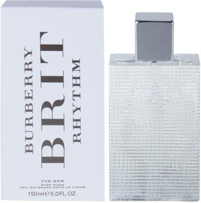 Burberry Brit Rhythm gel de ducha para mujer