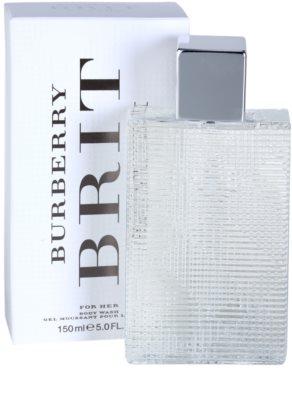 Burberry Brit Rhythm душ гел за жени 1