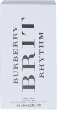 Burberry Brit Rhythm душ гел за жени 4