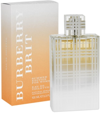 Burberry Brit Summer 2012 Eau de Toilette für Damen