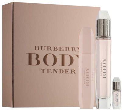 Burberry Body Tender dárkové sady