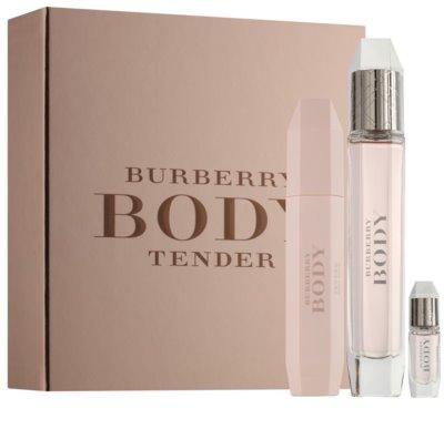Burberry Body Tender lotes de regalo