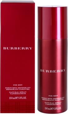 Burberry for Men (1995) desodorante en spray para hombre