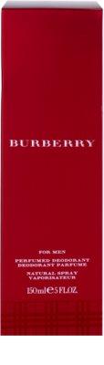 Burberry for Men (1995) desodorante en spray para hombre 4