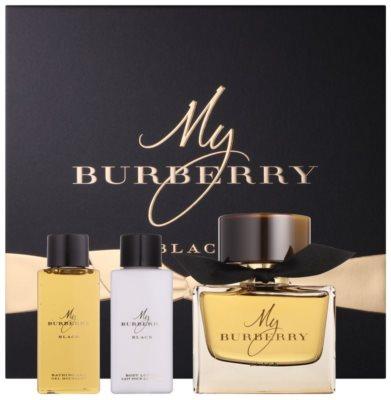 Burberry My Burberry Black Geschenksets