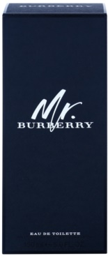 Burberry Mr. Burberry Eau de Toilette para homens 4
