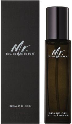 Burberry Mr. Burberry óleo para barba para homens