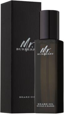 Burberry Mr. Burberry aceite para barba para hombre 1