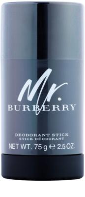 Burberry Mr. Burberry deostick pro muže