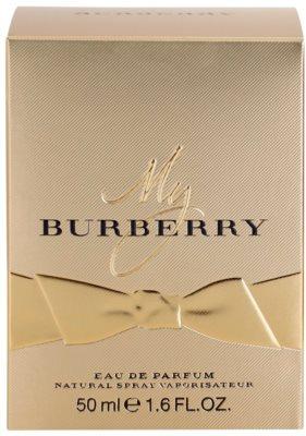 Burberry My Burberry Limited Edition woda perfumowana dla kobiet 4