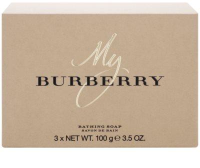 Burberry My Burberry parfümös szappan nőknek 4