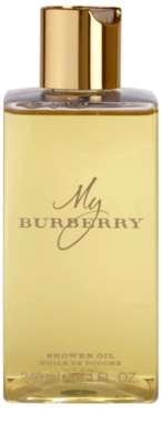 Burberry My Burberry душ масло за жени 2