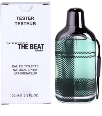 Burberry The Beat Men toaletní voda tester pro muže 2
