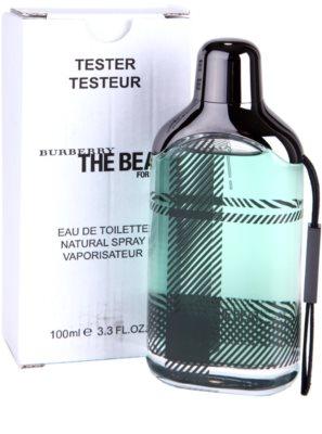 Burberry The Beat Men toaletní voda tester pro muže 3