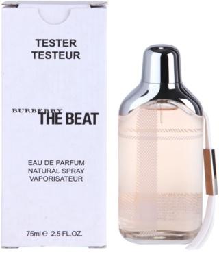 Burberry The Beat парфюмна вода тестер за жени 2