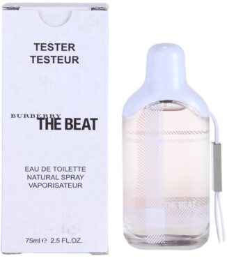 Burberry The Beat тоалетна вода тестер за жени 2