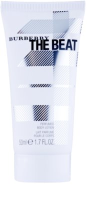 Burberry The Beat leche corporal para mujer