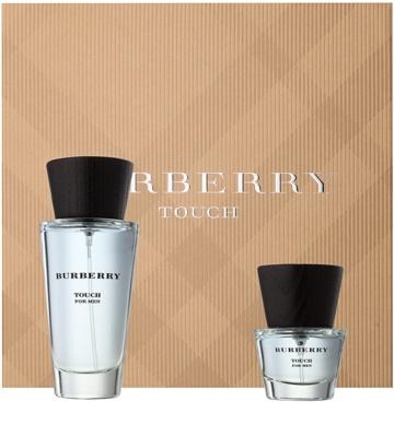 Burberry Touch for Men coffret presente