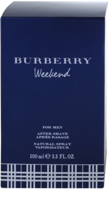 Burberry Weekend for Men loción after shave para hombre 4