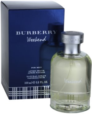 Burberry Weekend for Men loción after shave para hombre 1