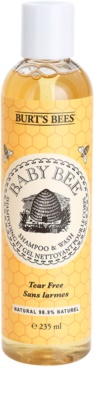Burt´s Bees Baby Bee šampon a mycí gel 2 v 1 pro každodenní použití