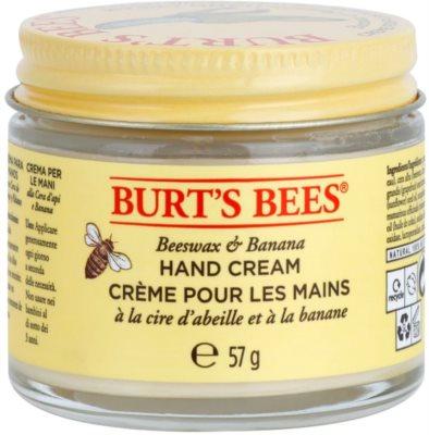 Burt´s Bees Beeswax & Banana krém na ruce