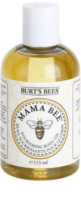 Burt´s Bees Mama Bee tápláló olaj testre