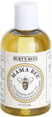 Burt´s Bees Mama Bee ulei hranitor pentru corp