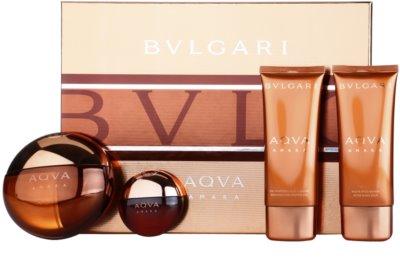 Bvlgari AQVA Amara подарункові набори