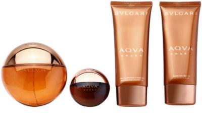 Bvlgari AQVA Amara подарункові набори 1
