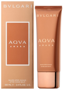 Bvlgari AQVA Amara balsam po goleniu dla mężczyzn