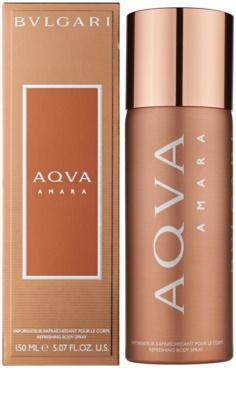 Bvlgari AQVA Amara spray pentru corp pentru barbati