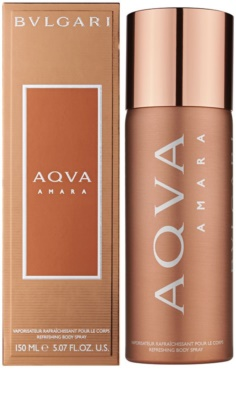 Bvlgari AQVA Amara testápoló spray férfiaknak