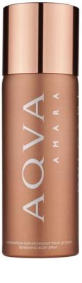 Bvlgari AQVA Amara spray de corpo para homens 1