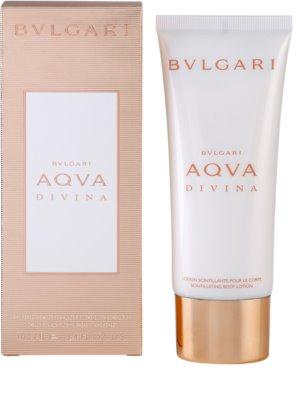 Bvlgari AQVA Divina Lapte de corp pentru femei