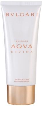Bvlgari AQVA Divina gel de dus pentru femei 2