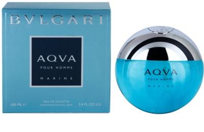 Bvlgari AQVA Marine Pour Homme eau de toilette férfiaknak