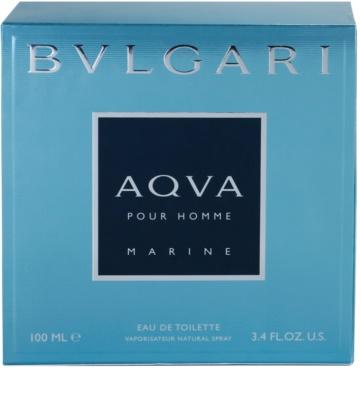 Bvlgari AQVA Marine Pour Homme woda toaletowa dla mężczyzn 3