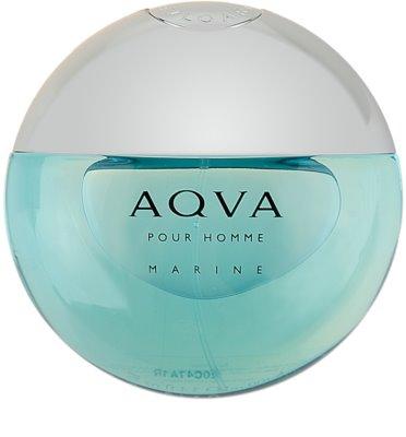 Bvlgari AQVA Marine Pour Homme woda toaletowa tester dla mężczyzn