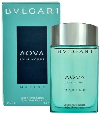 Bvlgari AQVA Marine Pour Homme after shave pentru barbati